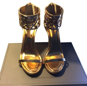 BCBGMAXAZRIA Gold Dust Formal