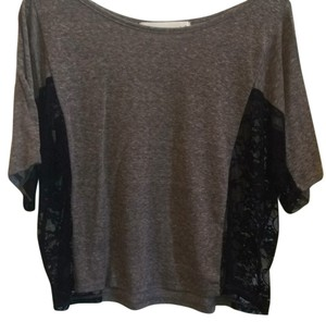 Vintage Havana T Shirt Gray, black