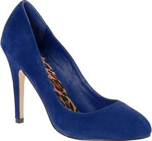 ALDO High Heel New Navy Blue Pumps