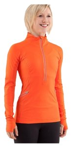 Lululemon Lululemon Orange Wild 1/2 Zip