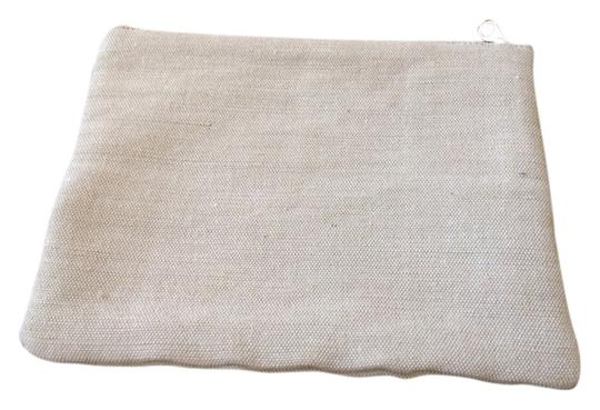 Preload https://item5.tradesy.com/images/beige-canvas-cosmeticpouch-cosmetic-bag-6661984-0-0.jpg?width=440&height=440