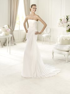 Pronovias Pronovias Wedding Dresses - Style Urke Wedding Dress