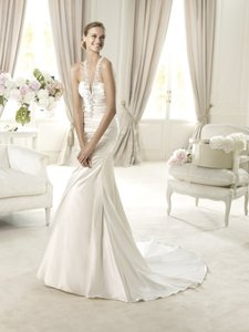 Pronovias Pronovias Wedding Dresses - Style Ufana Wedding Dress
