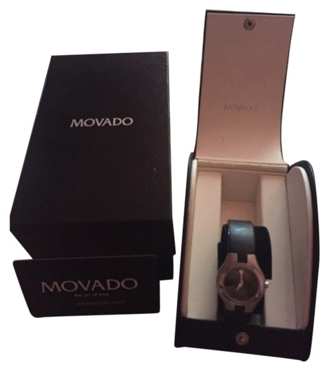Preload https://img-static.tradesy.com/item/6663037/movado-blac-watch-0-0-540-540.jpg