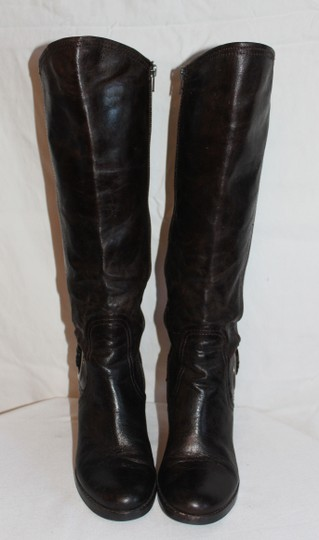Apepazza Chocolate Brown Boots