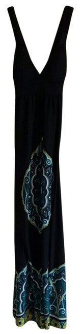 Black Maxi Dress by Weavers Bohemian