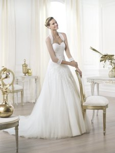 Pronovias Pronovias Wedding Dresses - Style Laurelin Wedding Dress