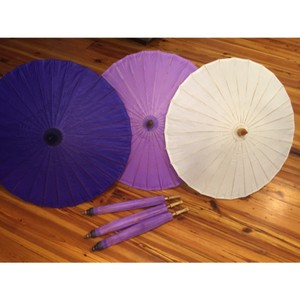 12 Parasols For Wedding/party
