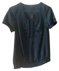 The Limited Work Outback Top Dark Green