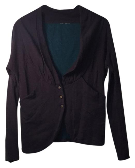 Preload https://item2.tradesy.com/images/anthropologie-navy-cardigan-size-4-s-6668776-0-0.jpg?width=400&height=650