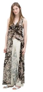 Floral Maxi Dress by Zara Chiffon Maxi Day Long