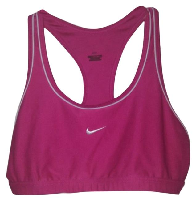 Preload https://item3.tradesy.com/images/nike-pink-athletic-comfortable-stretchy-exercise-edgy-activewear-sports-bra-size-12-l-32-33-6669187-0-0.jpg?width=400&height=650