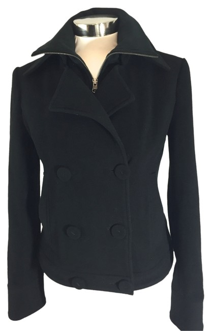 Preload https://img-static.tradesy.com/item/6669256/black-sweetrobinmaxey-pea-coat-size-6-s-0-0-650-650.jpg
