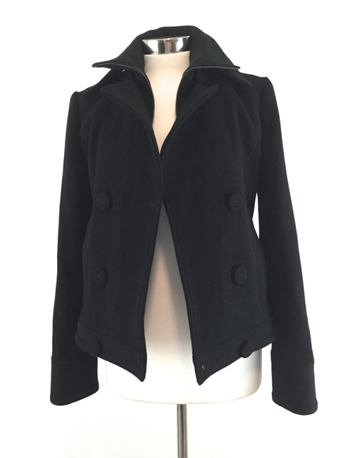 Sweet Robin Maxey Jacket Wool Double Breased Pea Coat