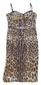 Mandalay Leopard Dress