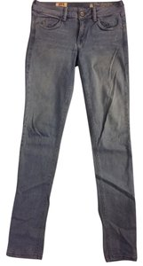 SOLD Design Lab Denim Skinny Jeans-Light Wash