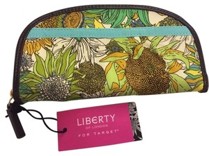 Liberty of London for Target Green Multi Floral wallet!