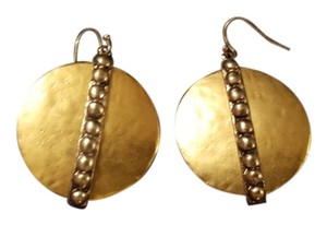 Chico's Chicos Silver and Gold Earrings.