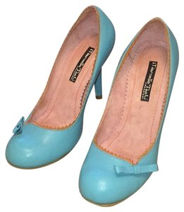 Marcello Toshi Blue Pumps