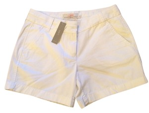 J.Crew Cotton Shorts White