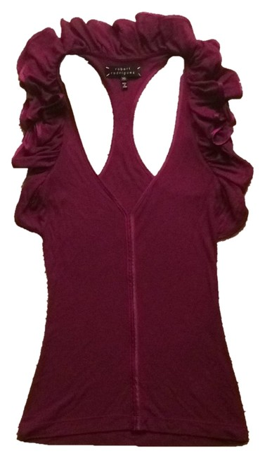 Robert Rodriguez Top Cranberry