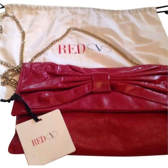 Preload https://item4.tradesy.com/images/red-valentino-leather-clutch-6678928-0-1.jpg?width=440&height=440