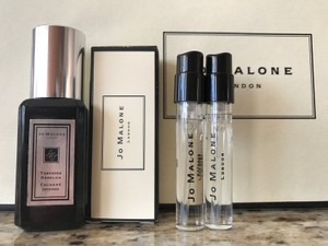 Jo Malone Tuberose Angelica Cologne Intense 9ML Travel Spray 2x Samples