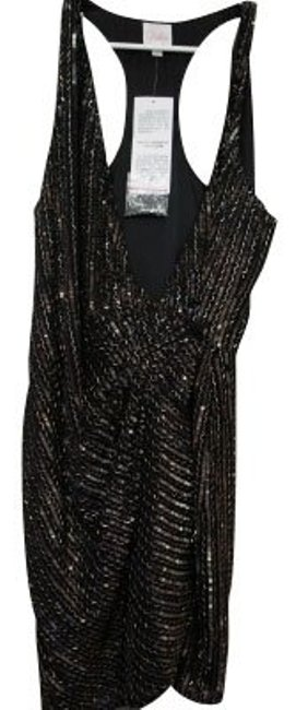 Preload https://img-static.tradesy.com/item/668/parker-blackgold-night-out-dress-size-2-xs-0-0-650-650.jpg