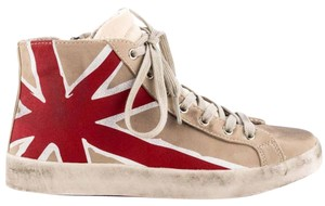 London Rebel Awol Awol Sneaker Sneaker Awol Sneaker White/Red Athletic