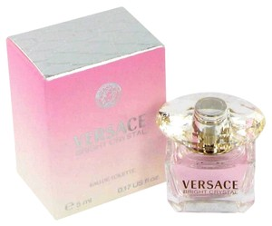 Versace Bright Crystal By Versace Mini Edt .17 Oz