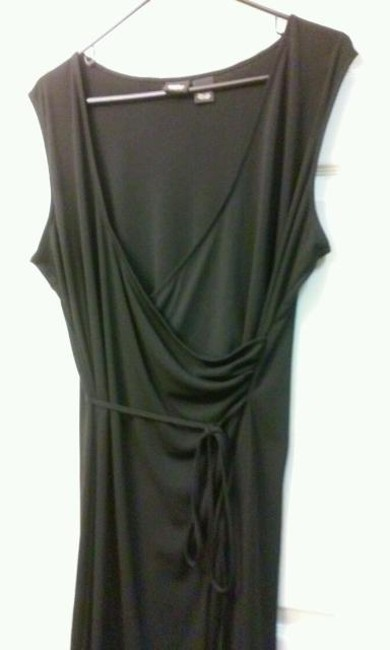 black Maxi Dress by Mossimo black dress size XL