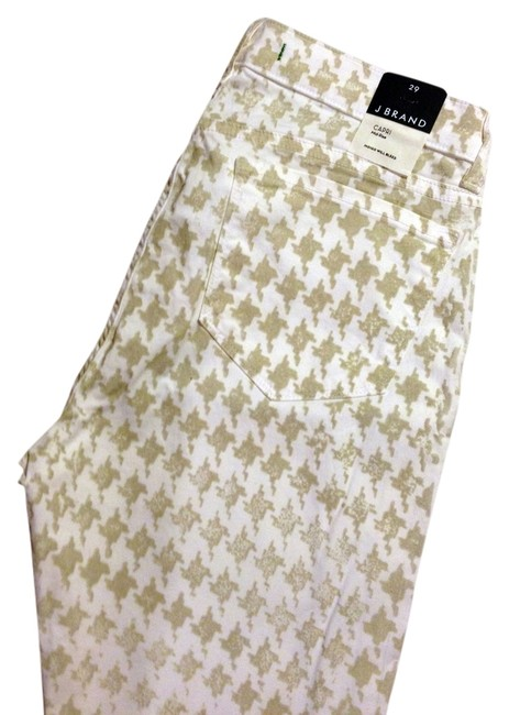 Preload https://item5.tradesy.com/images/j-brand-creamy-white-mid-rise-houndstooth-capricropped-pants-size-8-m-29-30-6681589-0-0.jpg?width=400&height=650