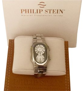 Philip Stein Signature Size 1 Head With Stainless Steel Bracelet