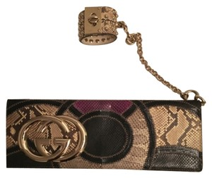 Gucci Multicolor Clutch