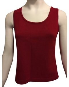 St. John Top Red
