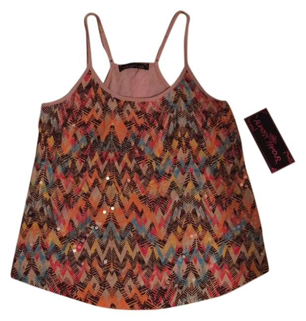 Preload https://item3.tradesy.com/images/almost-famous-clothing-multicolor-tank-topcami-size-12-l-6682177-0-1.jpg?width=400&height=650