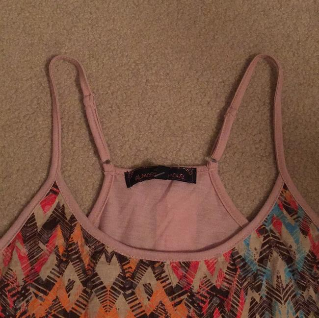 Almost Famous Clothing Top Multi