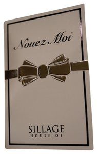 House of Sillage House of Sillage Nouez Moi Parfum Sample 1.8ML
