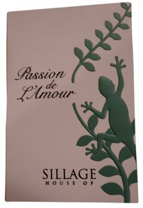 House of Sillage House of Sillage Passion de L'Amour Parfum Sample 1.8ML