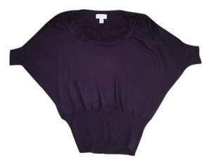 Purple Ann Taylor LOFT Sweater