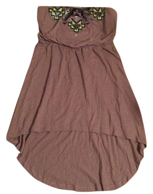 Preload https://item1.tradesy.com/images/express-high-low-short-casual-dress-size-12-l-6682600-0-1.jpg?width=400&height=650