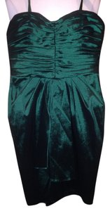Aqua Strapless Size 2 Dress