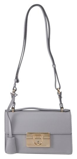 Preload https://img-static.tradesy.com/item/6682762/salvatore-ferragamo-aileen-small-grey-nuage-leather-shoulder-bag-0-1-540-540.jpg