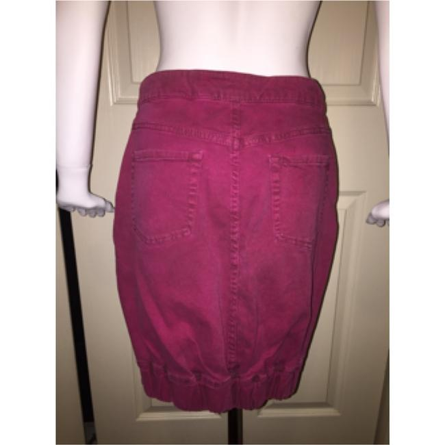 Marc by Marc Jacobs Mini Skirt Fig Jam
