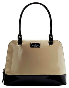 Kate Spade Satchel in Doe/Black