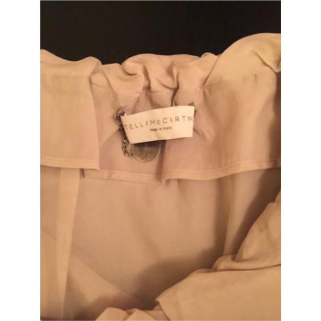 Stella MaCarney Button Down Shirt Beige