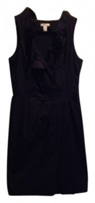 Preload https://item1.tradesy.com/images/jcrew-black-above-knee-cocktail-dress-size-2-xs-6685-0-0.jpg?width=400&height=650