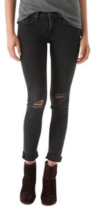 Rag & Bone And Distressed Ripped Torn Destroyed Denim Skinny Jeans