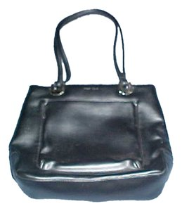 Liz Claiborne Has Lots Of Compartments And Is High Quality Tote in BLACK