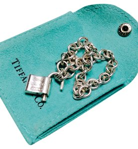 Tiffany & Co. Tiffany & Co. Lock Charm/clasp bracelet